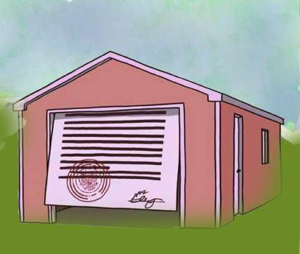 земля под гаражом оформление